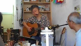 ゆうさん800回記念ライブ 2017年9月2日(カフェ カミュゥにて)