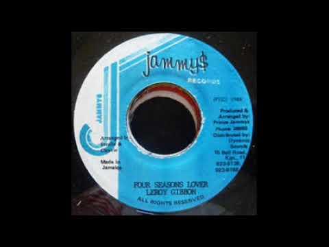 Leroy Gibbons - Four Season Lover Instrumental - Fresh Riddim (Best Dubplate Version)