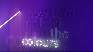 GoldFish, Cat Dealers - Colours & Lights (Lyric Video)