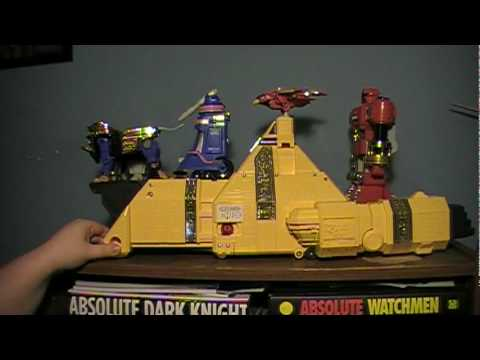 Zeo Ultrazord Warrior Mode