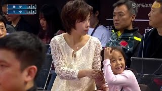 2017 China Trials for WTTC: 丁宁 DING Ning Vs CHEN Meng 陈梦 [Full Match/Chinese|HD]