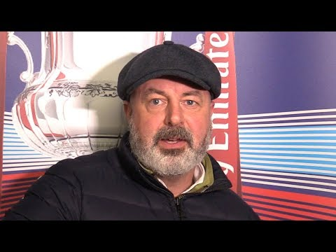 Rochdale 2-2 Tottenham - Keith Hill Full Post Match Press Conference - FA Cup