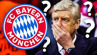 What is happening to Bayern Munich ?!