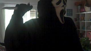 Scream 2 Ghostface costume