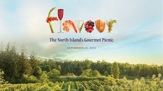 Flavour: The North Island