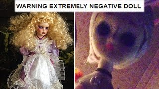 5 Creepy Haunted Dolls Sold On Ebay