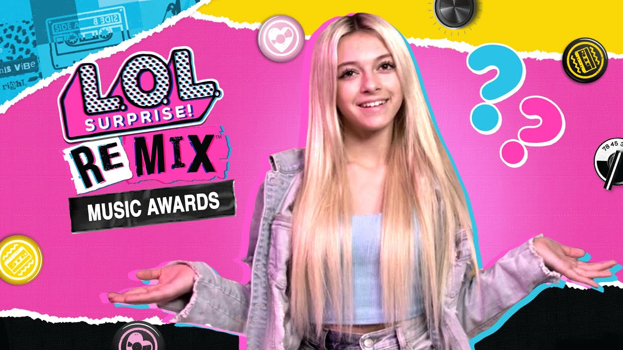 The Winner is... | Welcome to the L.O.L Surprise Remix Music Awards!