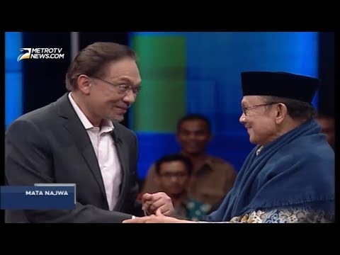 Mata Najwa - BJ Habibie di Mata Datuk Anwar Ibrahim