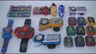 파워레인저 다이노포스 엔진포스 또봇 스마트키 장난감 Power Rangers RPM Dino Charge Tobot Toys