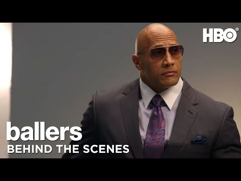 Ballers Season Two: The Photo Shoot (HBO)