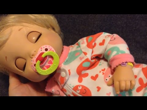 Baby Alive 2006 Feeding And Diaper Change Video With Beatrix