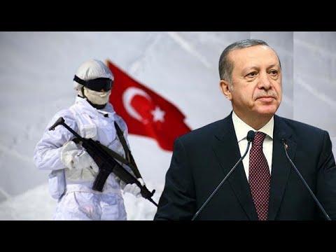 Was sagt Erdogan