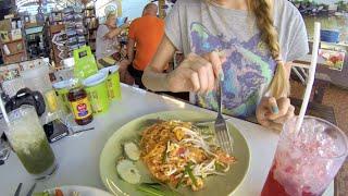 УЛИЧНАЯ ЕДА | Таиланд. Кафе на Пхукете [Архив]