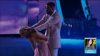 Dancing with the Stars 23 - Calvin Johnson & Lindsay Opening Performance | LIVE 11-21-16