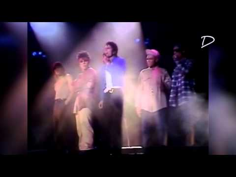 Michael Jackson - TWYMMF Subtitulado En Español ( Live At Wembley '88 [HD Remastered])