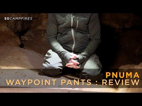 c8796fe124f3c Pnuma Waypoint All-Season Outdoor Pants: Review - YouTube