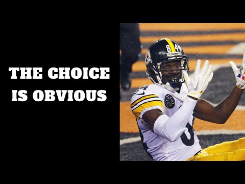 Falcons Julio Jones Vs Steelers Antonio Brown Mad Mikes