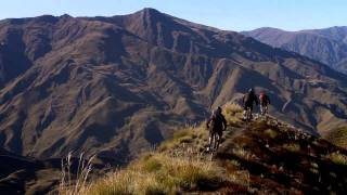 New Zealand - Yeti Cycles - mountain riding by bikes