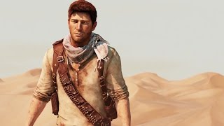 Rare Uncharted 3 PS3 60fps Gameplay from Naughty Dog