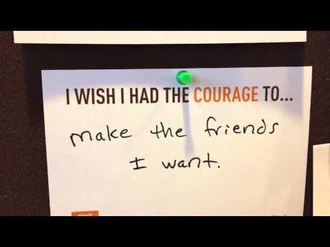 Mental Health America Shares Courage