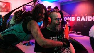 Shadow of the Tomb Raider - Byłem na pokazie!
