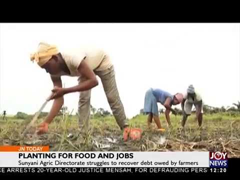Planting for Food and Jobs - Joy News Today (19-4-18)