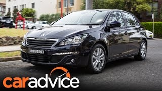 2017 Peugeot 308 Active review | CarAdvice