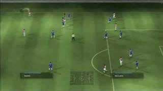FIFA Soccer 09 Gamplay PS3 Part 2