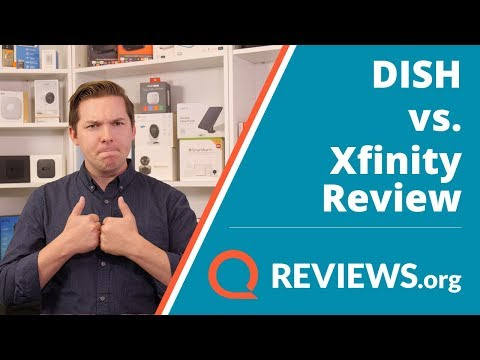 Is DISH or Xfinity Better For TV? | DISH vs  Xfinity Review 2018
