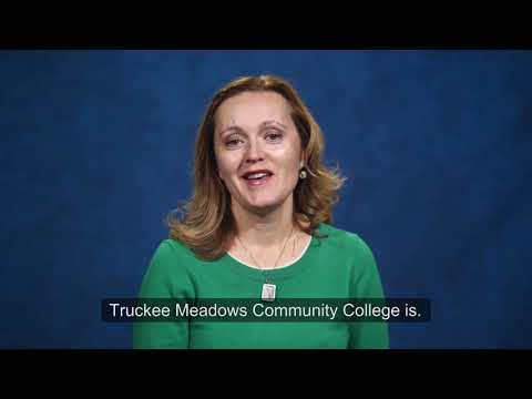 #YouAreWelcomeHere at Truckee Meadows Community College!