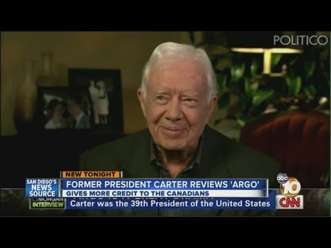 Former President Jimmy Carter weighs in on