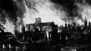 The story of the Great Fire of London | Telegraph Time Tunnel