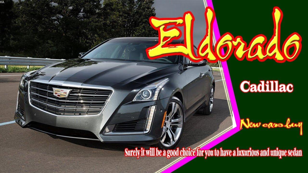 2020 Cadillac Eldorado 2020 Cadillac Eldorado Convertible New