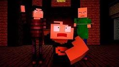 Horror mansion!!   Halloween Collab Entry   (Minecraft Animation)