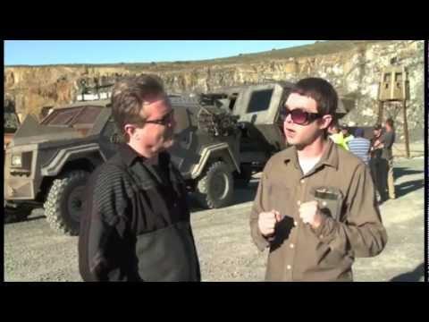 Bullz-Eye.com interviews Fred Koehler - Death Race 3