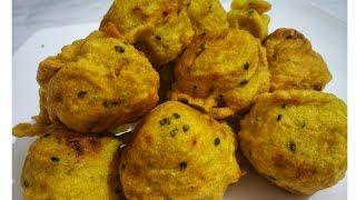 നേന്ത്രപ്പഴംകൊണ്ട് ഒരു നാലുമണി പലഹാരം || Ethappazham\Nendrapazham balls || Recipe:108