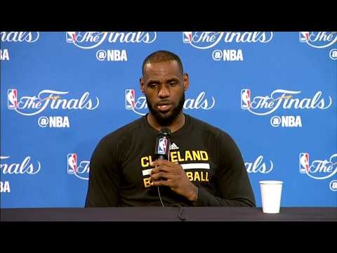 Warriors, Cavaliers Practice Day Press Conferences