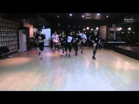 방탄소년단 N.O dance practice
