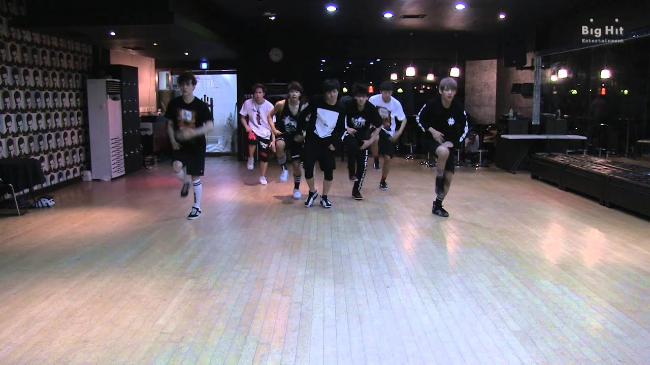 방탄소년단 'N.O' dance practice