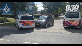 Politie Prio 1 Heterdaad Inbraak. Politie Vlogger Jan-Willem. NR 39