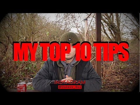 My Top 10 Tips For Catching More Carp (Carp Fishing)