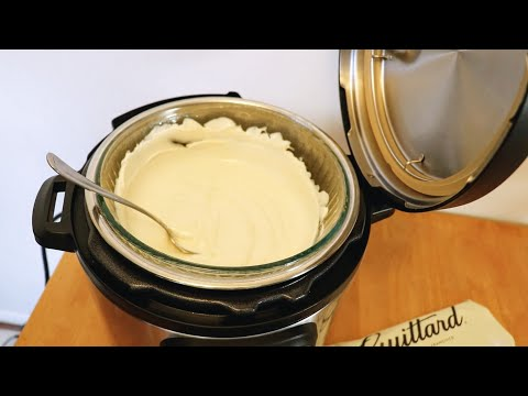 Using an Instant Pot as a Double Boiler
