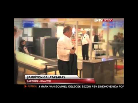 ZAFERİN HİKAYESİ - NTVspor | ŞAMPIYON GALATASARAY!