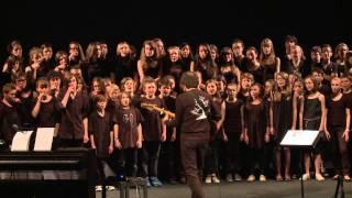 """""""Narbonne Plage"""" Florent Marchet / chorale du Collège REVERDY (Sablé sur Sarthe - Marc Leroy)"""