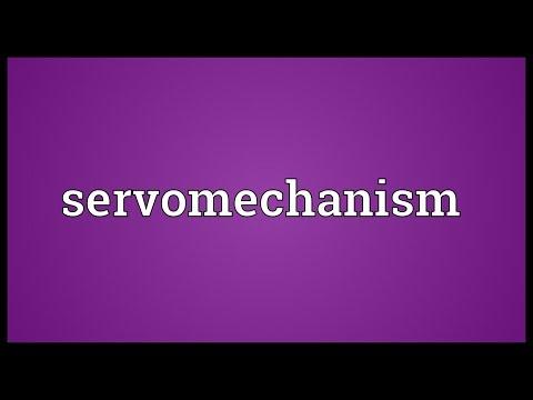 Header of servomechanism