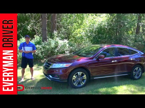 Heres The 2013 Honda Crosstour 4wd On Everyman Driver Youtube