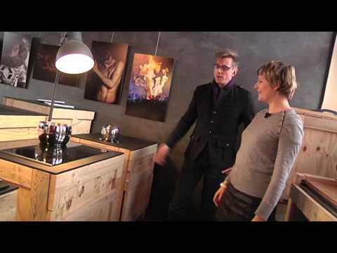 La Maison de Caroline présente: le loft atelier de Phil, photographe à Mulhouse