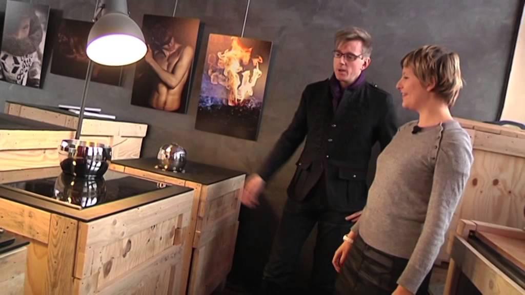 la maison de caroline pr sente le loft atelier de phil photographe mulhouse youtube. Black Bedroom Furniture Sets. Home Design Ideas