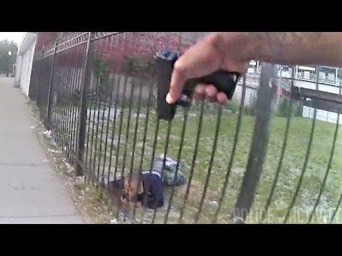 Bodycam Video Shows Fatal Police Shooting Of Maurice Granton (WARNING - GRAPHIC CONTENT)