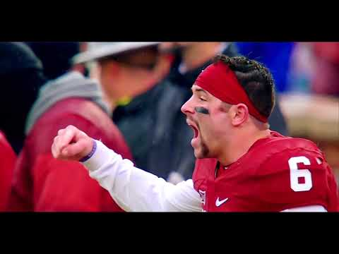 Baker Mayfield interview on College Gameday